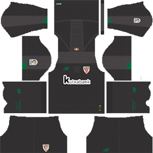 Athletic Bilbao Goalkeeper Home Kit