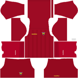 Ecuador Goalkeeper Away Kit