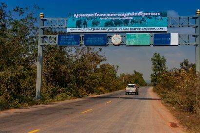 Northwest Cambodia