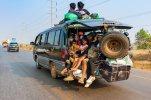 Cambodian Traffic 3