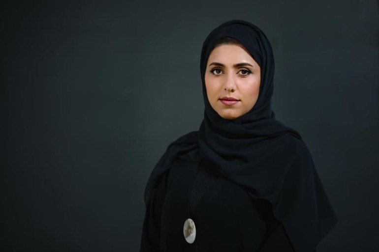 Mariam Al Hammadi TBHF Director