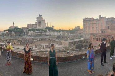 Terme di Traiano Roma
