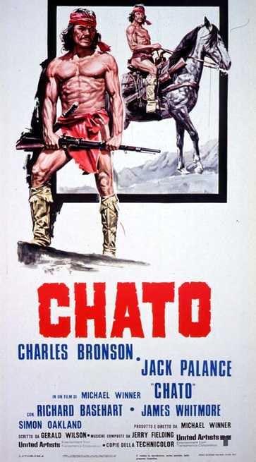 Risultati immagini per Chato bronson