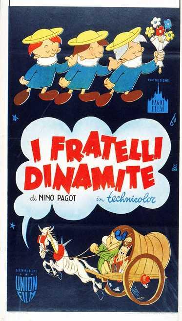 Image result for I Fratelli Dinamite 1949