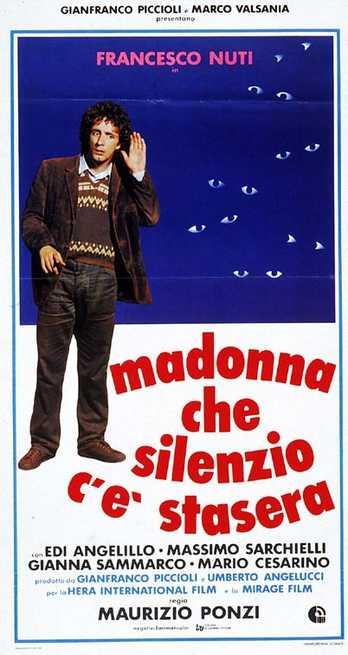 Risultati immagini per Madonna che Silenzio c'è Stasera