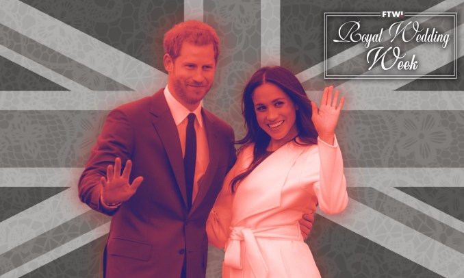 Prince Harry and Meghan Markle will make people stand and eat 'bowl food' at their reception