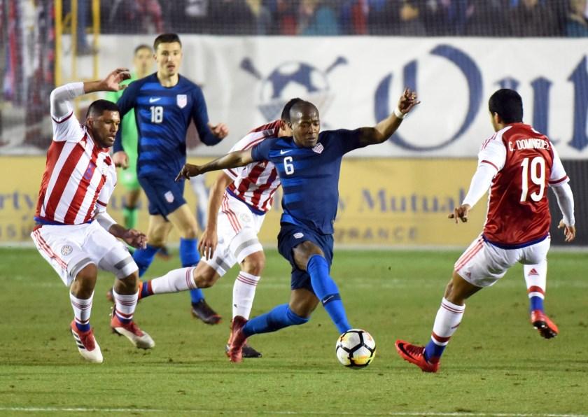 Peru vs.  Paraguay live stream, Copa America quarterfinals, TV ...