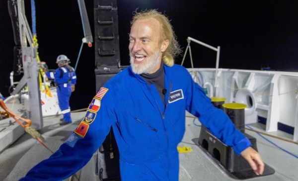 Explorer reaches deepest spot on Earth in historic dive