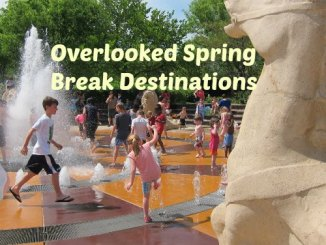 Overlooked Spring Break Destinations via Field Trips with Sue