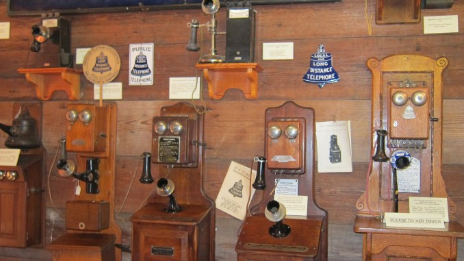 Rural Telephone Museum