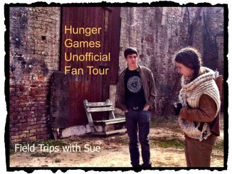 Atlanta, Ga. Hunger Games Fan Tour via @FieldTripswSue