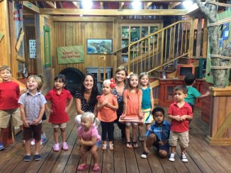 What to do with Preschoolers in Atlanta via @FieldTripswSue