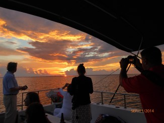 Sunsets in Gulf County Florida via @FieldTripswSue