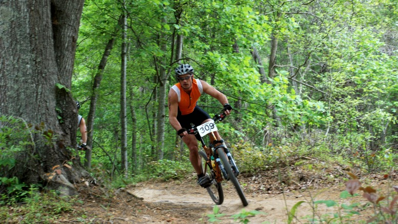Fort Yargo State Park is a great place for Mountain Biking
