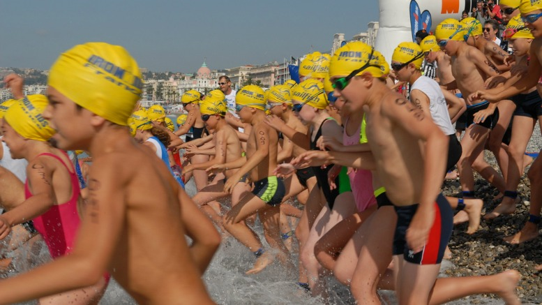 The IronKids Triathlon in Alpharetta has three different age groups and is a perfect way to experience summer Olympic sports near Atlanta.