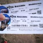 【トルコ】カッパドキアの気球ツアー【ロイヤルバルーン】体験記