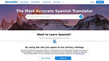 西文資源 Spanishdict 2