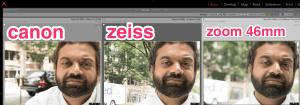 lens comparisons