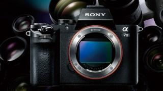 SONY 「α7 II」発表!世界初!5軸手ブレ補正搭載のフルサイズミラーレスカメラ