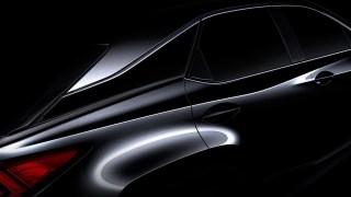 4月1日発表!『LEXUS RX』フルモデルチェンジ!画像公開!ニューヨークモーターショー2015で初公開