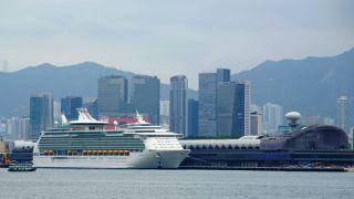 3月26日 神戸港に「MARINER OF THE SEAS」が初入港!マリナー・オブ・ザ・シーズ