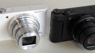 ロンドンでの4月23日のソニーのデジカメ発表は「HX90V 」と「WX500」・・・
