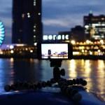 iPhoneで撮影した「タイムラプス」をiMovieでまとめてみた。