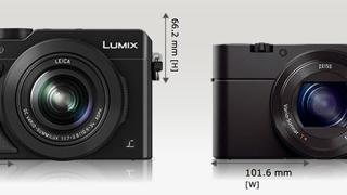 SONY RX100m4(仮名)は、LX100同等のマイクロフォーサーズ(4/3型)センサー搭載か!?