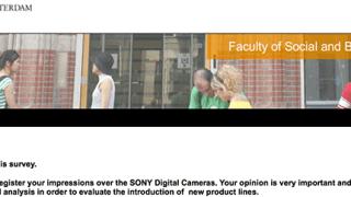 SONYは新しいミラーレスカメラのシステム開発している??
