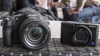 日本未発表のソニーの新型「RX100m4」と「RX10m2」が、海外ではハンズオンされたレビュー動画が公開