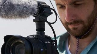 SONY「RX10m2」を発表!4K動画撮影可能 RX10のサイズ同等 AF性能も大幅UP!