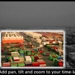 SONYのデジカメアプリにタイムラプスを魅力的に見せる「アングルシフトアドオン」疑似的にズームやパン、チルトを表現可能