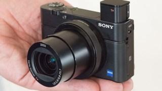 SONY 新型RXシリーズ「RX100m4」と「RX10m2」のハンズオン写真公開