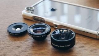 iPhone6/6s 専用レンズ「tokyo grapher」魚眼レンズ・ワイドレンズ・マクロレンズ!フォトコンテスト入賞で頂きました。