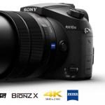 SONYがRX10 III (DSC-RX10M3)をリリース!24-600mm F2.4-F4の高倍率ズームを搭載。