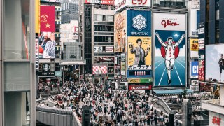 Photo Journal | Vol.14 -大阪(Old and New) – #RX100M4