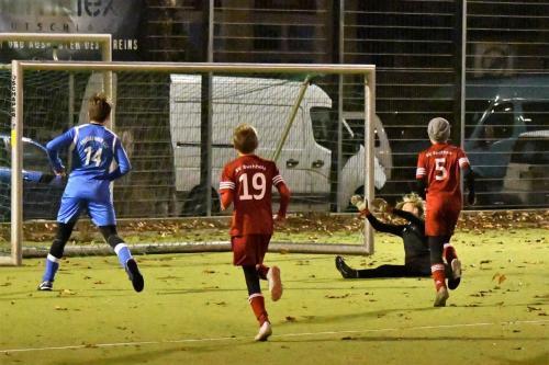 1. D- Jugend: Friedenauer TSC - SV Buchholz