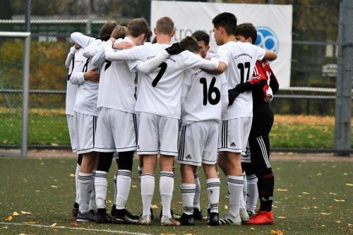 U19: Concordia Wilhelmsruh - SC Borsigwalde II