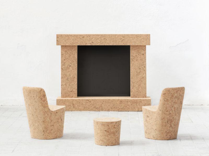 New Cork Furniture By Jasper Morrison