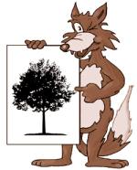 Logo - Pflaumen