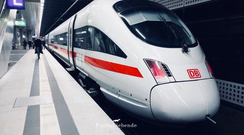 Die Bahn – mein neuer Freund