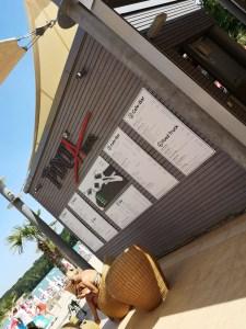 Pinta Beach Bar, alkoholische Getränke und Preisliste - Copyright: fuchsliebende