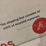 RINGANA Verpackung