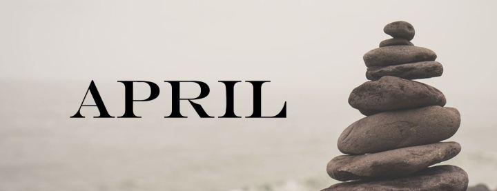 ICH BIN WICHTIG – April