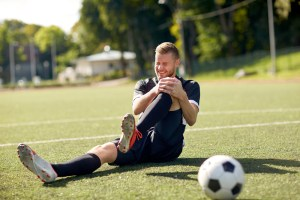 ACL tear repair surgery