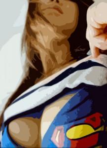 Be that Wonder Woman.