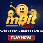 mBitcasino Bitcoin Casino 300 FREE SPINS