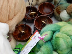 Cotton spindle