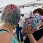 That fiber matches Erin's hair