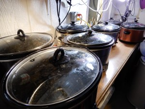 Crock pot army